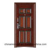 Exterior Steel Security Door (CHAM-SD18)