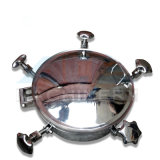 Stainless Steel Sanitary Circular Pressure Manhole Cover (ACE-RK-K7)