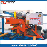 extrusion puller in aluminum extrusion machine