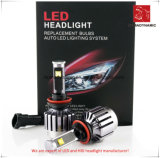 High Lumen LED Headlight H8 with Fan Cooling System