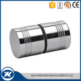 Yako Stainless Steel Commercial Bathroom Tempered Glass Door Knob