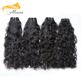 Long Lasting Unprocessed 100 Indian Human Hair Machine Weft