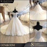 2018 Luxury Hot Sale Factory Custom Wedding Dress
