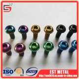 ISO7380 M5X10mm Titanium Bolts Screw Torx Bicycle Avid Disc Rotor