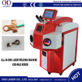 Metal Components Jewelry Laser Spot Welder Machine