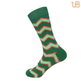 Men′s Special Striped Fashion Sock with Cotton