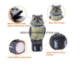 Scarecrow Rotating Head Owl - Pest Control & Repellent