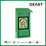 Multi Function Thermometer Calendar Clock Colorful Comfort Display 12/24 Time Ot3383th