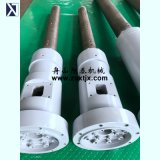 Extruder Screw Barrel for HDPE Processing