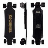 2017 Fashion Styles Black 4 Wheel Kooboard Electric Skateboard Longboard