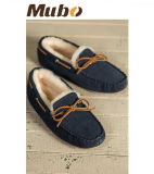 Natural Australia Merino Sheepskin Leisure Shoes for Men