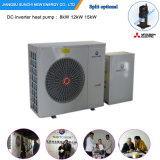 Cold Amb. -20c Air Temp. Winter Floor House Heat+50c Hot Water 12kw/19kw/35kw Auto-Defrsot Evi Air Source Heat Pump Home Heating