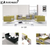 H-109 Modern Office Executive Leather Sofa Set