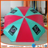 "48"" Durable Windproof Double Layer Advertising Beach Sun Umbrella"