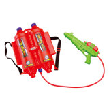 Real Looking Rainbow Collection Backpack Water Gun for Games