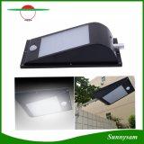 Outdoor IP65 1000 Lumen 81 LEDs Integrated Solar Street Light Motion Sensor Solar Lamp