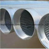 Welded Profile Wire Screen, Perfect Roundness Well Screen