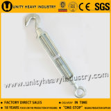 Rigging Hardware Galvanized Commercial Type Malleable Iron Turnbuckle
