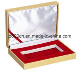 OEM Book Shape Gift Box with EVA Tray
