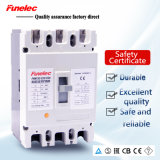 3 Pole 225 250 AMP Moulded Case Circuit Breaker MCCB with Ce RoHS Approved