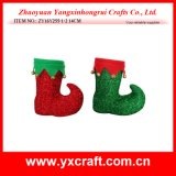 Christmas Decoration (ZY16Y255-1-2 14CM) Cheap Bulk Christmas Gifts