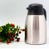 Double Walls Stainless Steel Vacuum Coffee Pot