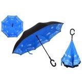 C-Type Reverse Novelty Double Layer Umbrella for Walk