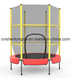 55 Inch Kids Outdoor Mini Trampoline Park with Spring