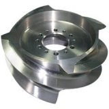 Investment Casting Hydraulic Pump Engine Parts Impeller (Stainless Steel)