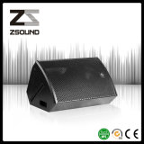 Zsound M15 PA Tour Live Music Fold Back Monitor Loudspeaker Designed as 15 Inch Driver