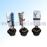 Gjs03 G Fiber Optic Splice Closure with Adapter Bracket