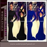Sexy Women Long Evening Dress (T6769)