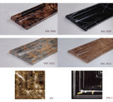 Building Material Decoration Line Marble with Dark Color (800*20)