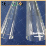 Quartz Scrub Scale Printed Quartz Tube