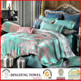 New Fashion Poly-Cotton Jacquard Bedding Set Df-C150