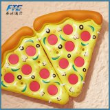 High Quality Inflatable Floating Row Pizza Pool Float