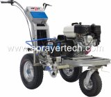 Splm800 Gasoline Sprayer New Hyvst Manufacturer Professional Airless Line Striper Road Paint Machine