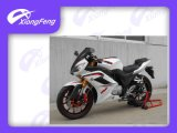 Perfect Design Racing Motorcycle 250CC with LED Turn Lights (XF250-6D)