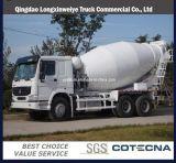 Sinotruk HOWO 10m3 Cement Mixer Truck