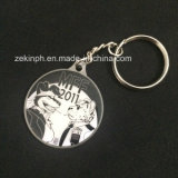 Full Color Printing Keychain, Keyring Supplier