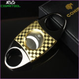 Top-Quality Cohiba Fashion Golden Cigarette Cutters Cigar Scissors (ES-CA-005)