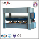 5 Layers Hydraulic Hot Press Machine for Board Making