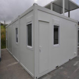 China Low-Cost Modular Container Temporary Shelter
