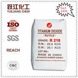 Rutile Titanium Dioxide (R218) for High Quality