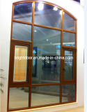 Competitive Price Aluminum Window with Mosquito Net (CL-W1001)