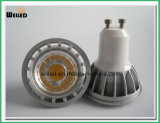 5W COB LED Spotlight GU10 / MR16 LED Lights with High Lumen High CRI