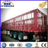 International Standard Stake Side Wall Cargo Trailer for Hot Sale