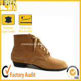 Sued Ankle Military Safety Boots and Work Safety Shoes
