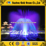 Floating Musical Dancing Fountain with Color-Changing LED Light