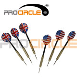 Steel Needle Tip Dart Darts with National Flag (PC-DT1001)